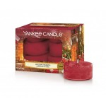 Tealight Yankee Candle Holiday Hearth