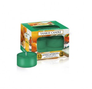 Tealight Yankee Candle tealight Alfresco Afternoon, tealight