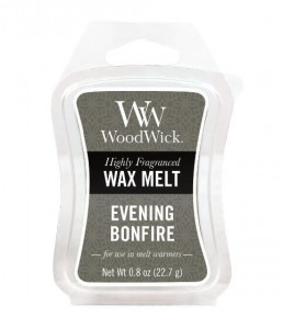 Wosk WoodWick Evening Bonfire (23g)