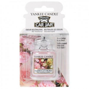 Zawieszka Yankee Candle Fresh Cut Roses Car Jar Ultimate