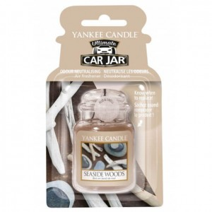 Zawieszka Yankee Candle Seaside Woods Car Jar Ultimate
