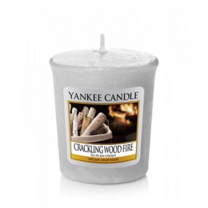 Sampler Yankee Candle Crackling Wood Fire (49g)