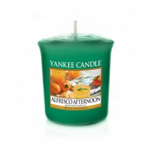 Sampler Yankee Candle Alfresco Afternoon (49g)