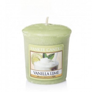 Sampler Yankee Candle Vanilla Lime (49g)