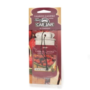 Zawieszka Yankee Candle Black Cherry Car Jar