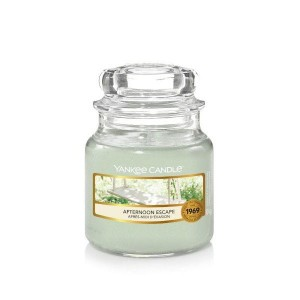 Świeca Yankee Candle Afternoon Escape, mały słoik (104g)