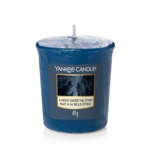 Sampler Yankee Candle A Night Under The Stars (49g)