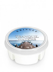 Wosk Kringle Candle Tranquil Waters (35g)