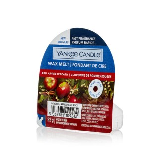Wosk Yankee Candle Red Apple Wreath (22g)