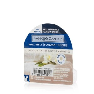 Wosk Yankee Candle Fluffy Towels (22g)